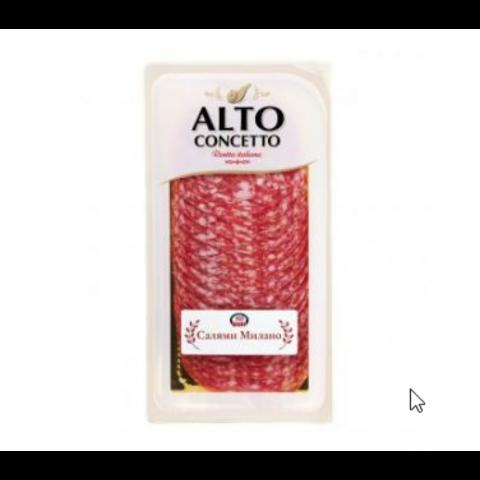 Салями Милано Alto Concetto, 100 г