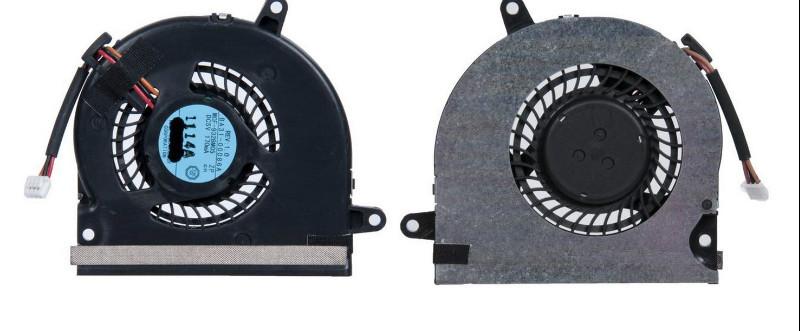 Вентилятор (кулер) для Samsung X118, X120, X123, X130, X170, X318, X418, X420, X430, X520, 4pin, 3cable