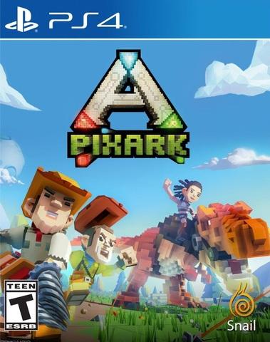 PS4 PixARK (русские субтитры)