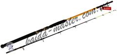 Удилище троллинговое Kaida Concord 2,4 метра, тест 100-300 г