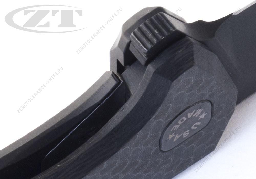 Нож Zero Tolerance 0804CF Rexford - фотография