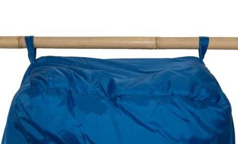 Картинка спальник Alexika TIBET синий