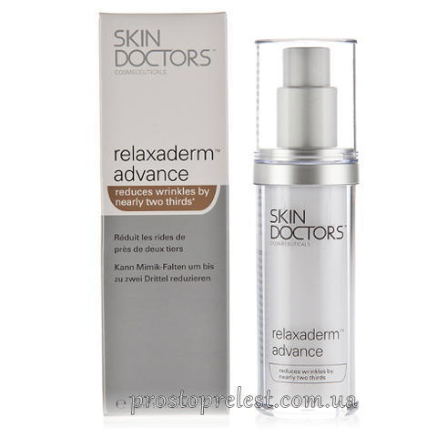 Skin Doctors Relaxaderm Advance Крем для лица против глубоких и мимических морщин