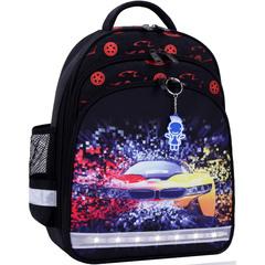 Рюкзак школьный Bagland Mouse черный 417 (0051370)