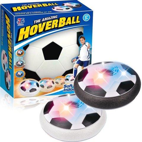 Hover Ball - футбольный мяч для дома