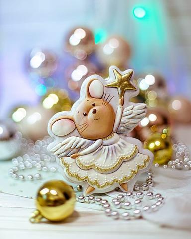 Мышка ангел