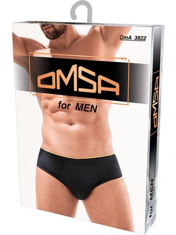 Мужские трусы OmA 3822 Omsa for Men