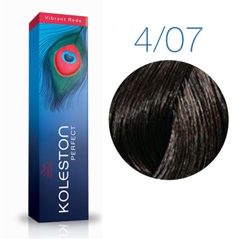 Wella Professional KOLESTON PERFECT 4/07 (Сакура) - Краска для волос