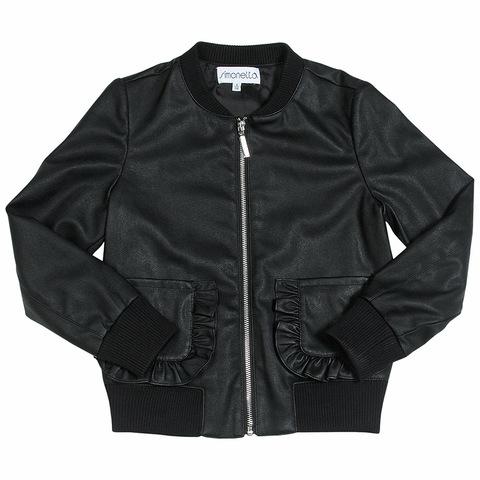 Куртка-бомбер для девочки Simonetta