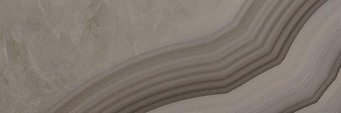 Плитка настенная Agat кофейная 200x600 60081