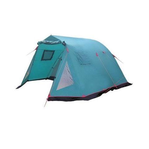 Кемпинговая палатка Tramp Baltic Wave 5 (V2) (зеленый)