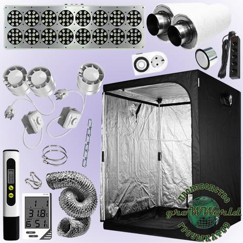 150х150х200 PROBOX  APOLLO 16 LED SUPERSILENT