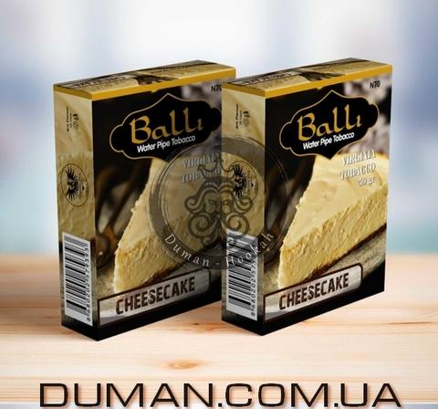 Табак Balli CHEESECAKE (Балли Чизкейк)