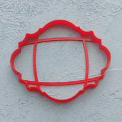 Рамка №7 форма для пряника