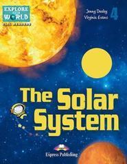 The Solar System (Explore Our World) Reader with cross-platform application.  Книга для чтения