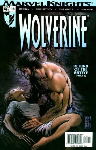 Wolverine #18 (2003)