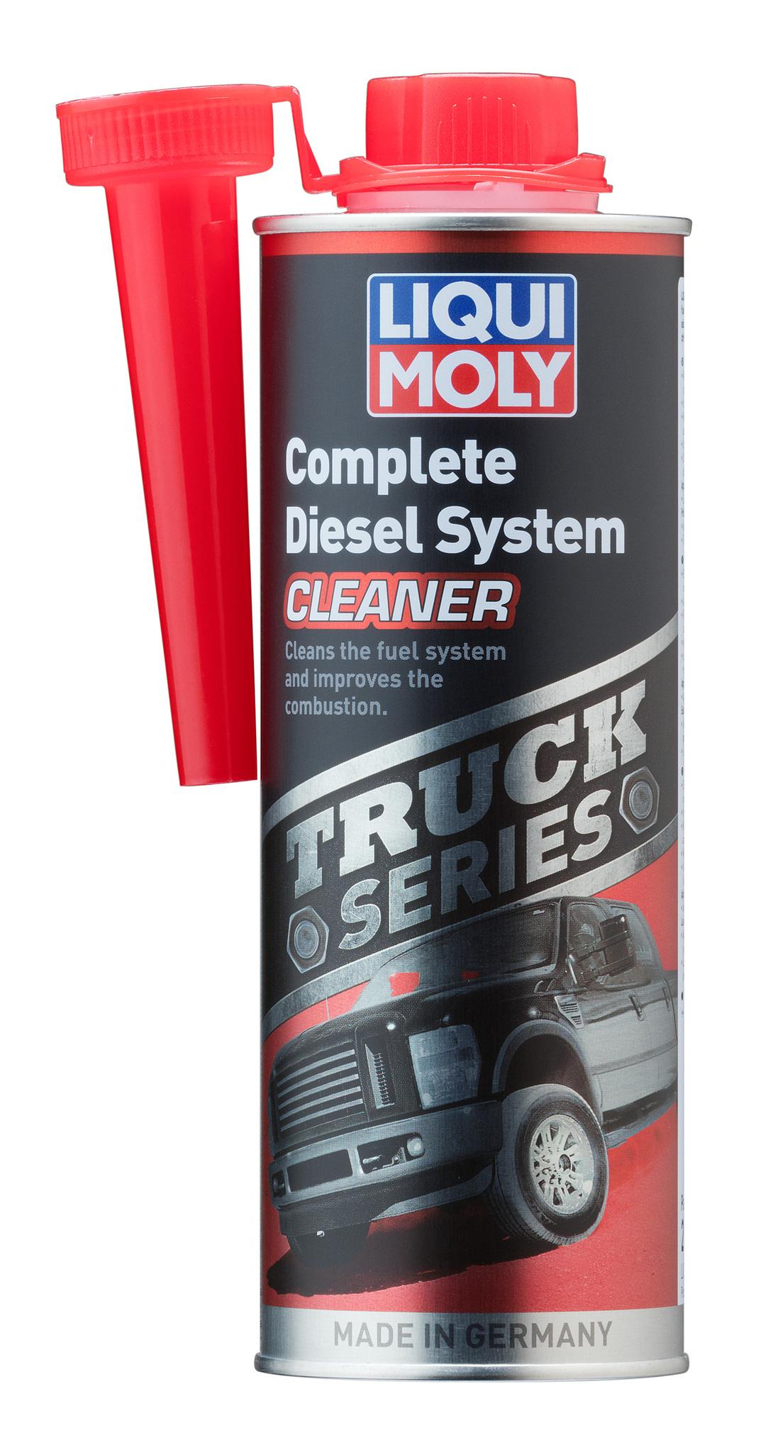 Liqui Moly Truck Series Complete Diesel System Cleaner Очиститель дизельных систем тяжелых внедорожников и пикапов