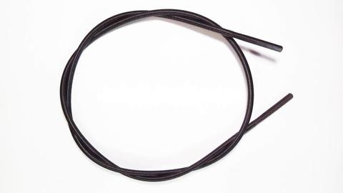 Вал гибкий для триммера, диаметр 6мм, хвостовик квадрат 5.1X5.1мм, длина 79,5 см.