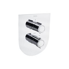 Встраиваемый термостатический смеситель для душа AROLA 262411S на 1 выход