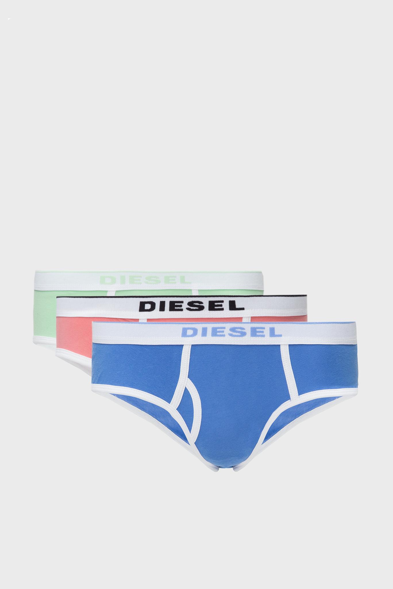Женские хлопковые трусики (3 шт) E4334 Diesel