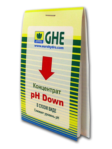 pH Down сухой 50 гр