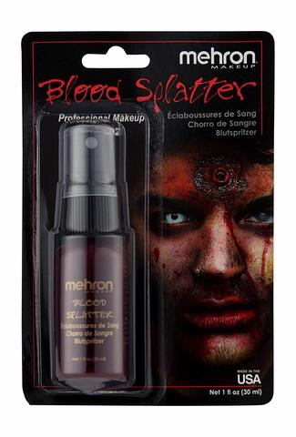 MEHRON Кровь для брызг Blood Splatter Pump Bottle 1 oz., 30 мл