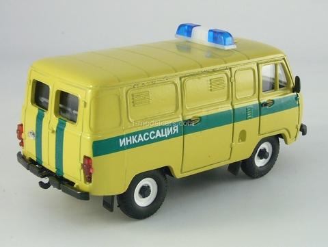 UAZ-3741 Collectors 1:43 Agat Mossar Tantal