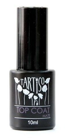 TOP Tartiso 10ml. Без липкого слоя.