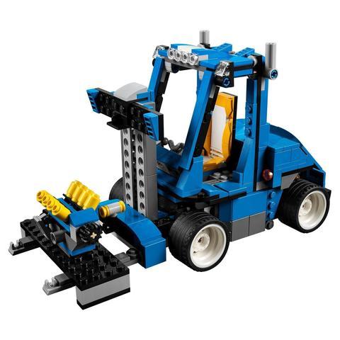 LEGO Creator: Гоночный автомобиль 31070 — Turbo Track Racer — Лего Креатор Создатель