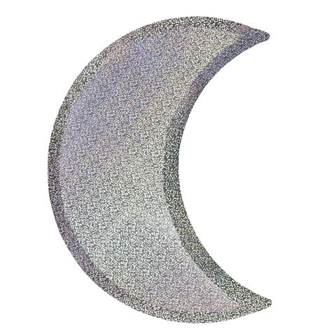Тарелки в форме Луны, большие