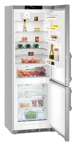 Двухкамерный холодильник Liebherr CNef 5735