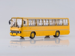 Ikarus-260 city orange Soviet Bus 1:43