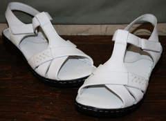 Модные женские босоножки Evromoda 15 White.