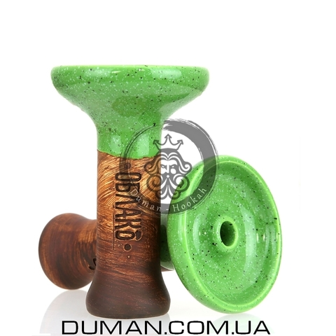 Чаша Oblako Phunnel Glaze Top (Облако) |Kiwi Green M