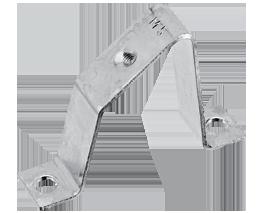 TSTW/M5 держатель для дин-рейки