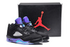 Air Jordan 5 Retro Low 'Emerald-Grape Ice'