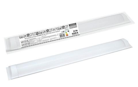 Светодиодный светильник LED ДПО 3017 32Вт 2900лм 6500К Компакт Народный