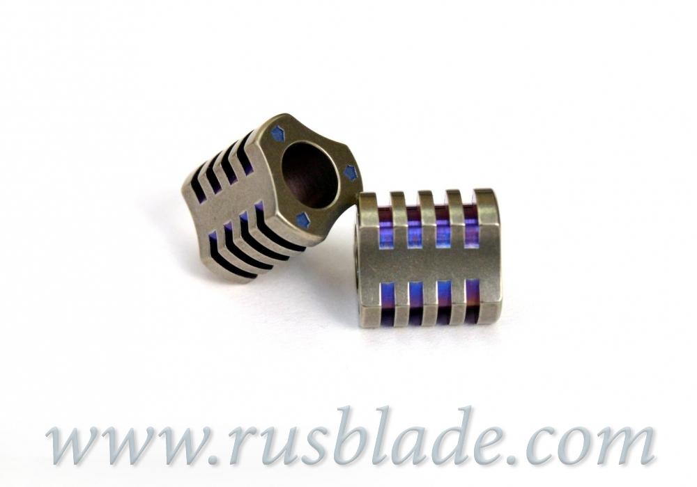 """CUSTOM Shirogorov SMALL Bead """"Radiator"""""""
