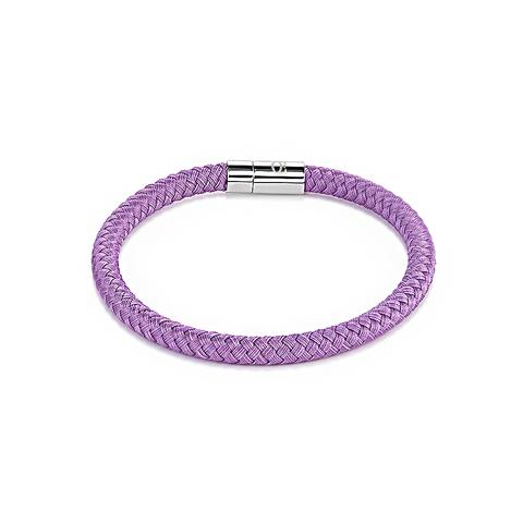 Браслет Coeur de Lion 0115/31-0800 цвет фиолетовый