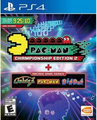 PS4 Pac-Man Championship Edition 2 + Arcade Game Series (английская версия)