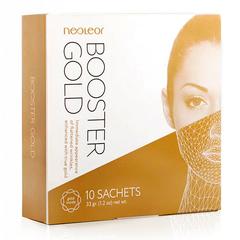 Омолаживающая маска с коллоидом золота Booster Gold, Neoleor