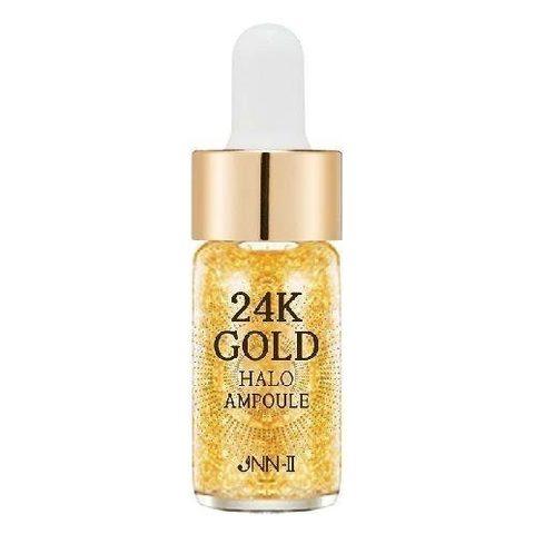JUNGNANI  Сыворотка для лица с 24К золотом JNN-II 24K GOLD HALO AMPOULE(30ml) 30 мл