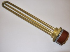 Комплект для водонагревателя ARISTON и др. тэн+терморегулятор (Китай)