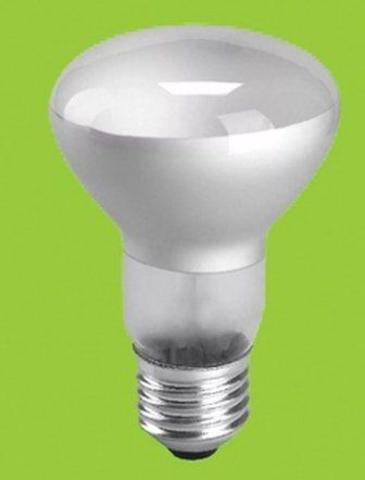 Лампа накаливания рефлекторная RF-R63 FR 60Вт Е27