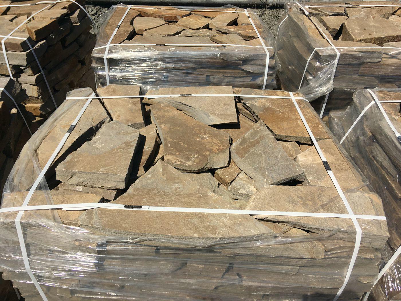 Песчаник плитняк Дуб для продажи