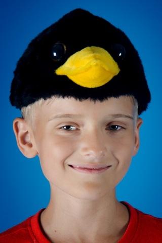 Карнавальная шапочка Сорока