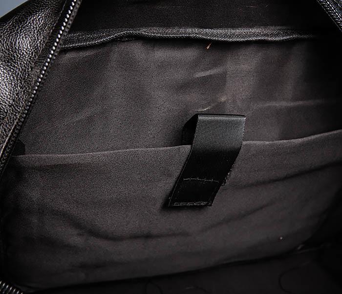 BAG545 Вместительная сумка для поездок из кожи фото 14