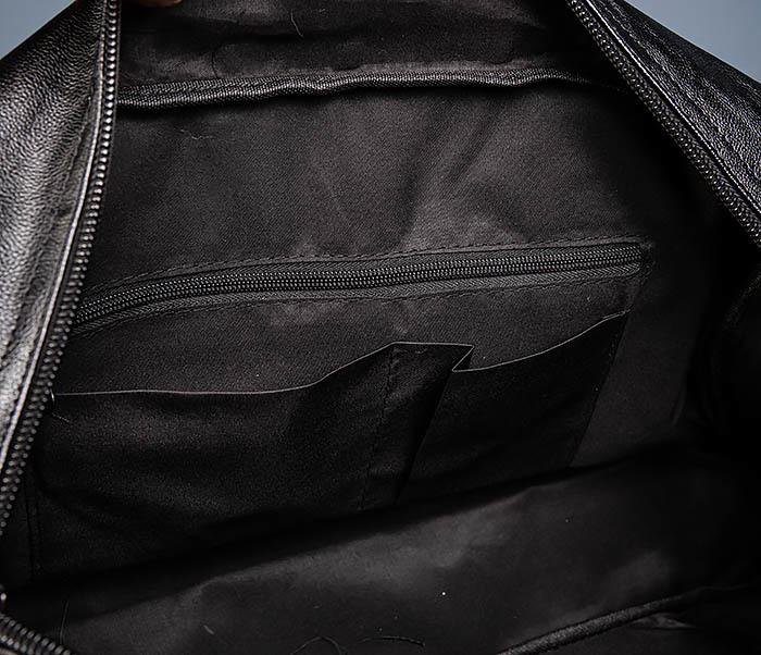 BAG545 Вместительная сумка для поездок из кожи фото 15