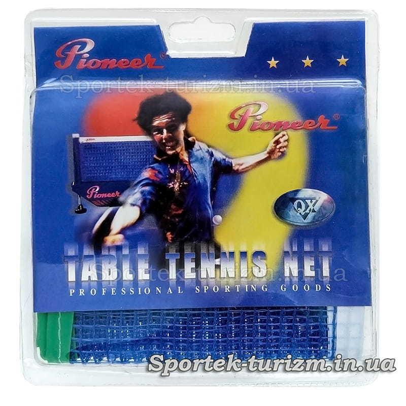 Сітка для гри в настільний теніс (пінг-понг) Pioneer в упаковці