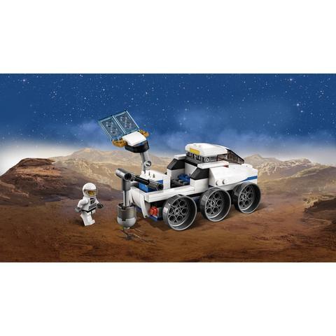 LEGO Creator: Исследовательский космический шаттл 31066 — Space Shuttle Explorer — Лего Креатор Создатель